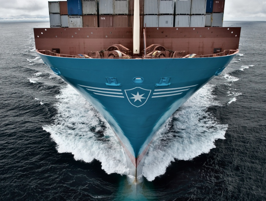 Maersk joins Traxens