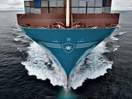 Maersk transformation on track