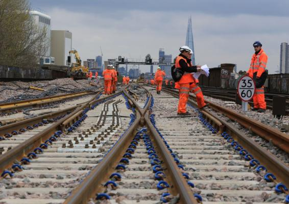 Network Rail bids for part of British Steel