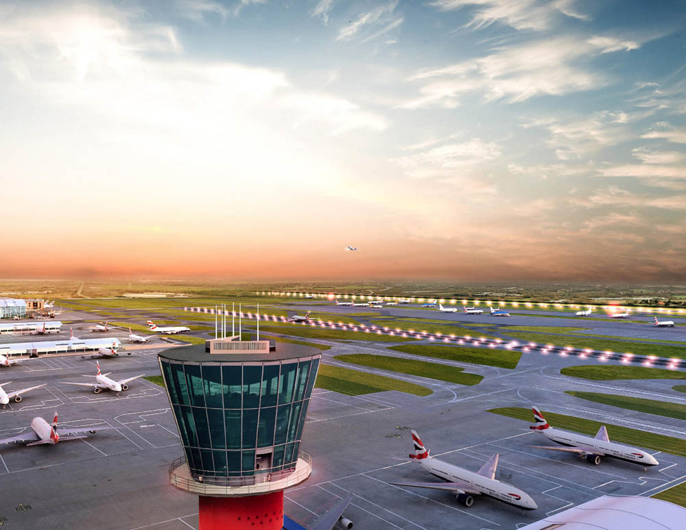 BS, ABP Humber and DB Cargo seek to be one of four logistics hub for Heathrow Airport's expansion