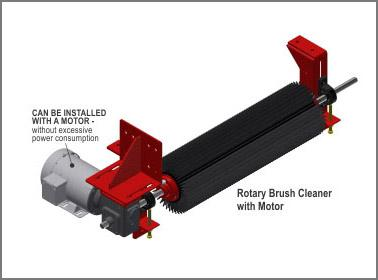 New Rotary Brush Cleaner launched by ASGCO