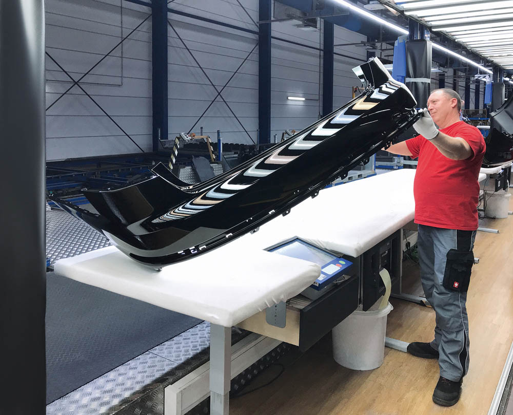 A positive effect of the Schütz IBC and impeller packaging system is fewer corrections are required