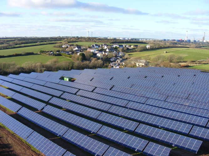 More renewables for Port of Milford Haven