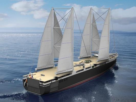 Neoline to sail the Atlantic