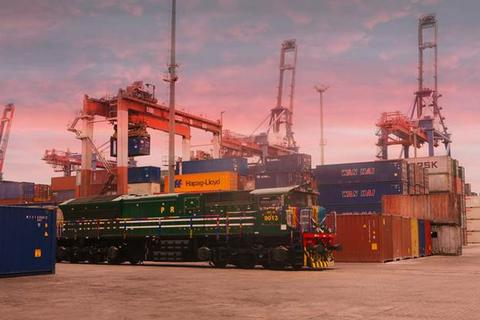 WorldCargo News - News - ICTSI Pakistan launches rail service