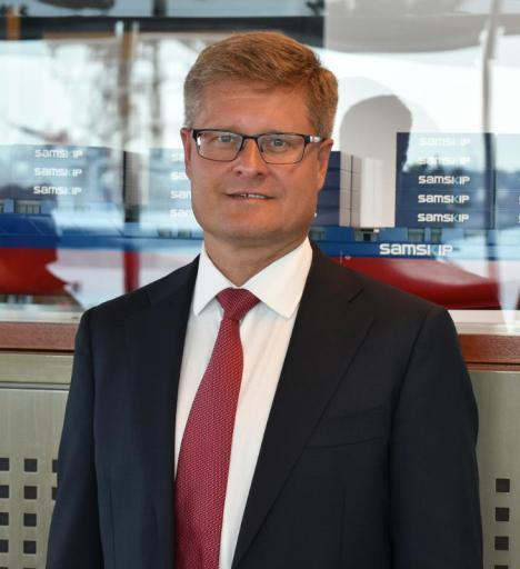 People on the move - Kari-Pekka Laaksonen will be Samskip's new CEO