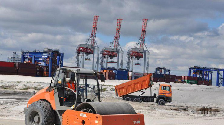 Still more investments are planned for Container Terminal Odessa