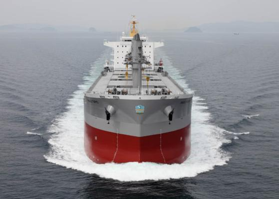 Deal sees first hybrid solution for bulk carriers