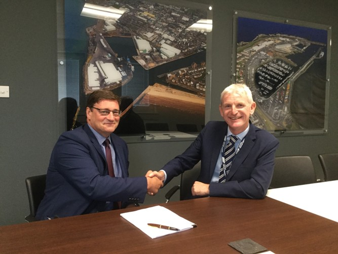 New agribulk contract for ABP Ayr