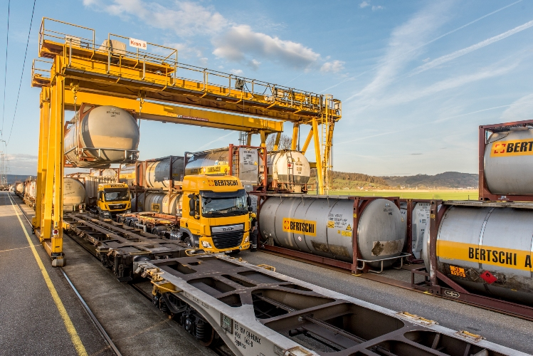 Swiss Combi joint venture takes 35% stake in SBB Cargo