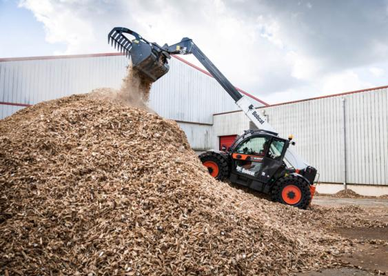 Bobcat launches 'Waste Expert' telescopic loaders