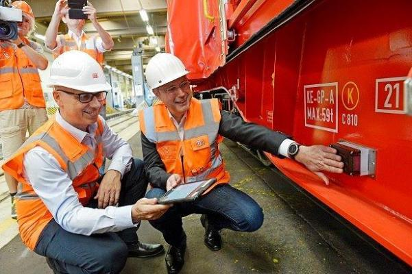 "DB Cargo ""smart"" wagon upgrade reaches half-way stage"