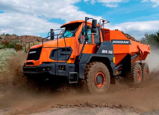 'Powered by Innovation', Doosan gets smarter