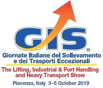 GIS Piacenza exhibition, Italy 3-5 October 2019