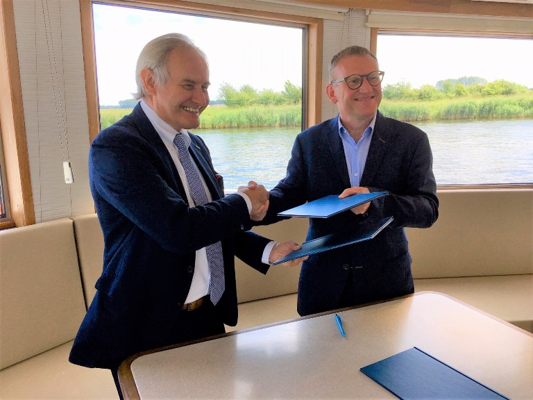 Ghent - new dedicated UK ro-ro hub planned