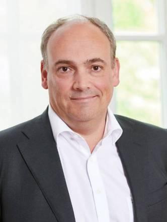 Rolf Habben Janssen, CEO of Hapag-Lloyd AG