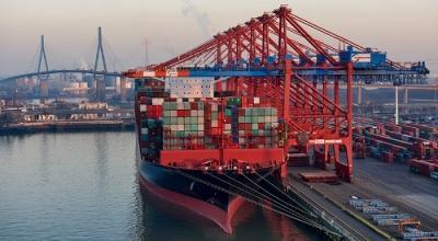 Port of Hamburg posts strong results