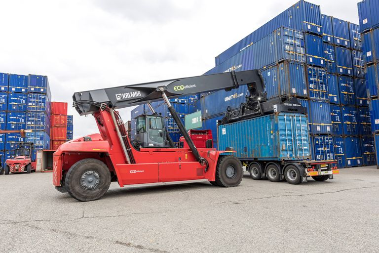 Kalmar says it is still offering money back guarantees with its Fuel Saving Solution offer