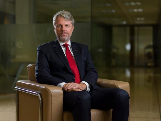 Mark Geilenkirchen, CEO of SOHAR Port and Freezone