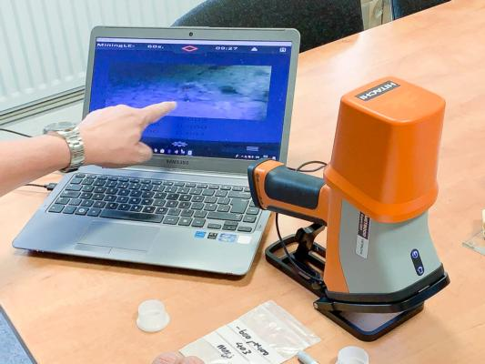 New XRF boosts mineral testing capabilities