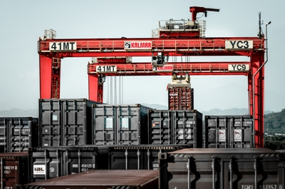 Kalmar books 15 RTGs for DP World Nhava Sheva