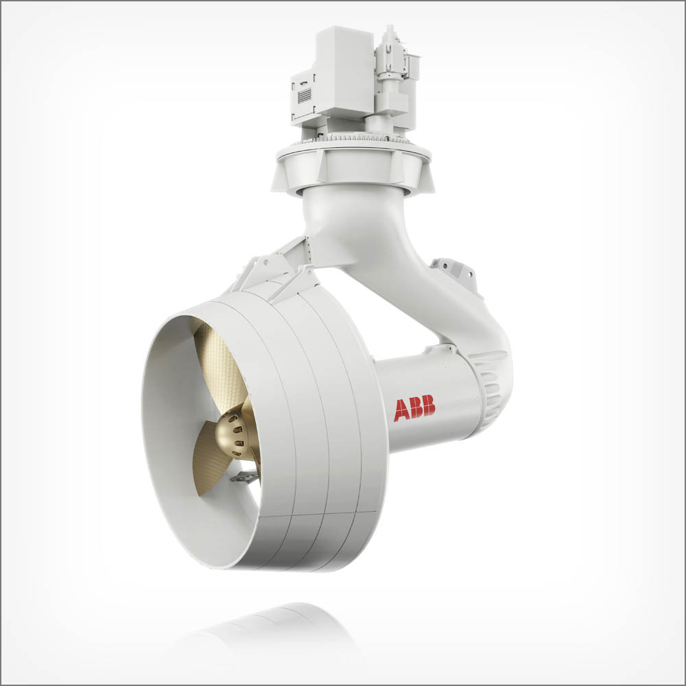 First ABB electric propulsion for bulker installations