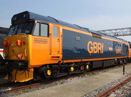 Infracapital buys GB Railfreight