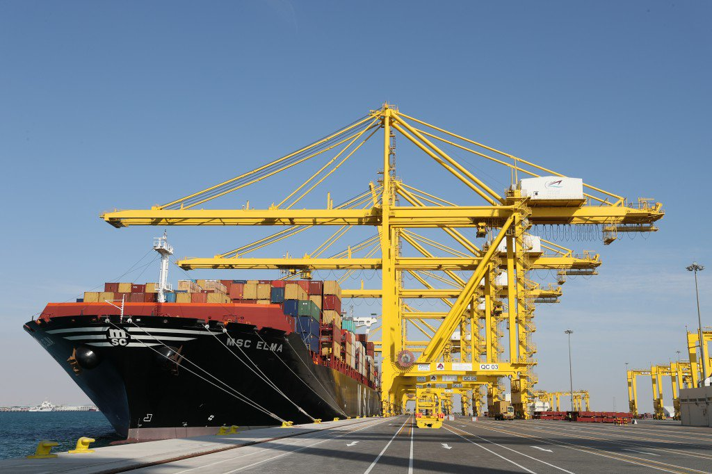 In March 2019, Hamad celebrated handling its one millionth TEU since opening