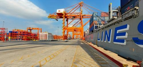 ICTSI's Contecon Guayaquil SA container terminal