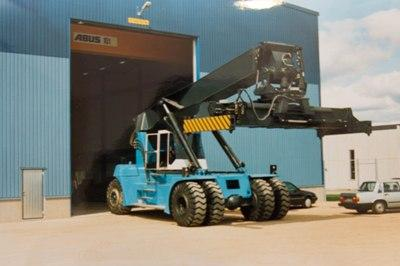 Konecranes Lift Trucks turns 25