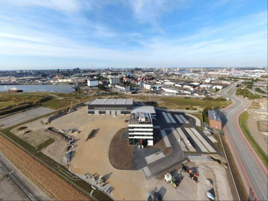 Liebherr has opened a new subsidiary in Hamburg