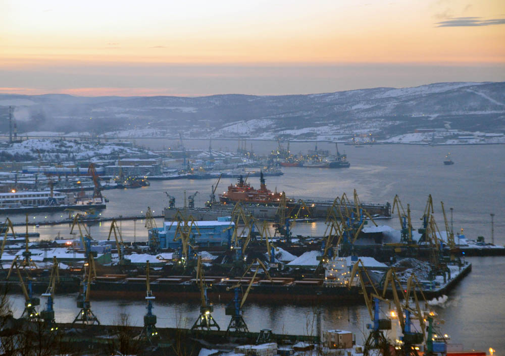 Murmansk and Ust-Luga port deals for PhosAgro