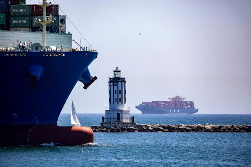 San Pedro Bay ports post strong container traffic growth