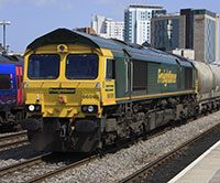 Bringing more freight to UK rails