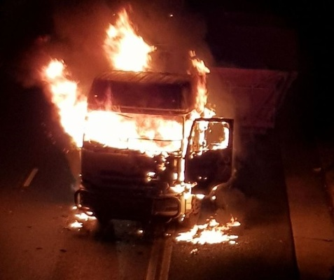 Violence plagues South African logistics