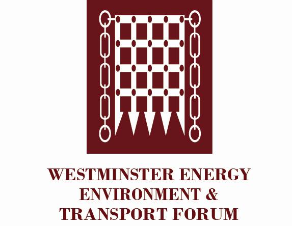 Westminster Energy, Environment & Transport Forum