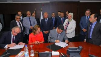Eurogate group signs for Damietta