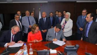 Eurogate group signs for Damietta