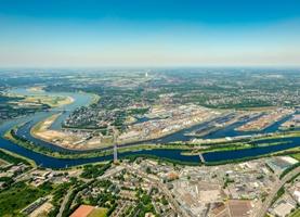Cosco and Hupac in planned 850,000 TEU Duisburg Silk Route intermodal terminal