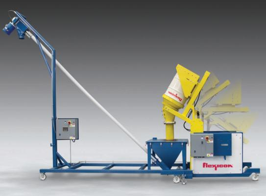 Mobile tipper-conveyor performs multiple tasks