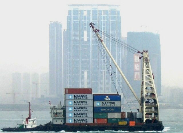 Hong Kong Seaport Alliance launches barge initiative