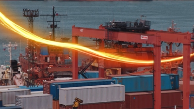 Kalmar One  - open automation system for container terminals