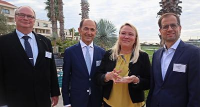 Kalmar scoops PEMA eco award