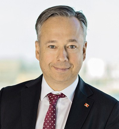 People on the move – surprise change of CEO at Konecranes