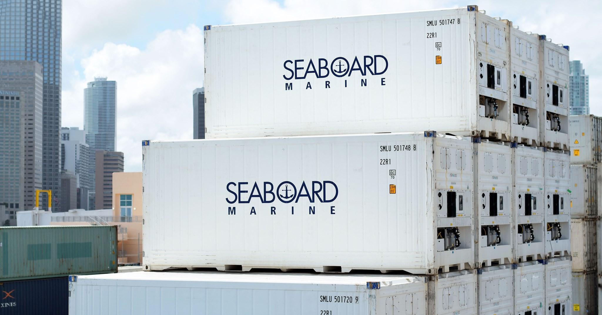 Globe Tracker & Wireless Maritime Services for Seaboard Marine