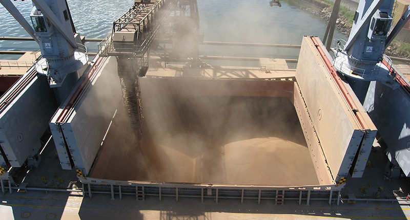 Brazilian grain handler Terlogs for sale?