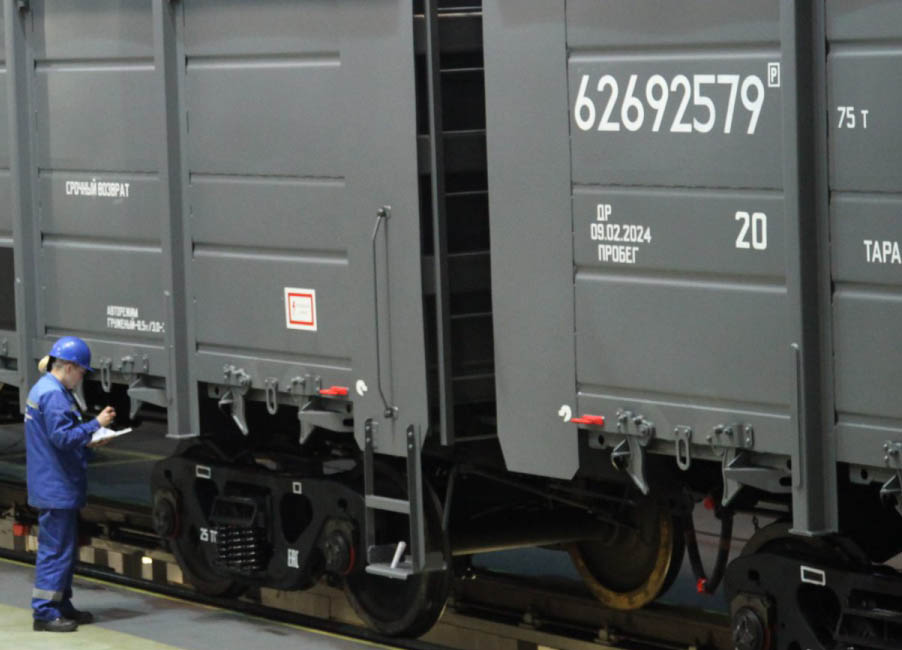 Russia's STLC gears up its rail car lease fleet