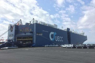 UECC orders third battery hybrid LNG PCTC