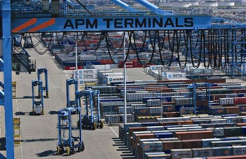 APM Terminals Rotterdam takeover talks confirmed