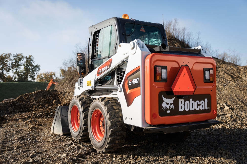Stage V M-Series loaders launched by Bobcat